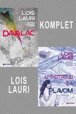 KOMPLET 2 knjige - Lois Lauri